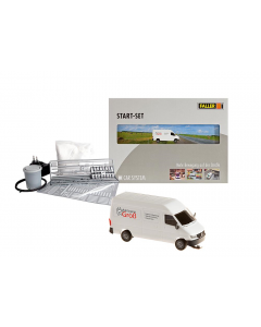 H0 Car System: Startset MB Sprinter Faller 161504