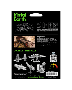 Metal Earth: Stag Beetle - MMS071 Metal Earth 570071