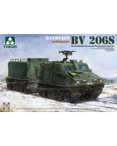 1?35 Bandvagn BV 206S Articulated Armored Personnel Carrier (TAK2083)