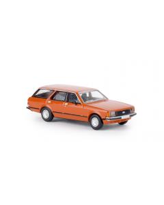 H0 Ford  Granada  II  Turnier,  rotorange,  TD (BRE19501)