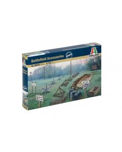 1/72 Battlefield Accessoires, WWII Italeri 6049
