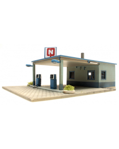H0 Tankstation (bouwpakket) Artitec 7870004