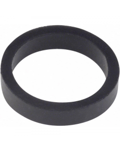 H0 Antislipbandjes 10 Stk.  Buitendiameter 11,6 mm, breedte 2 mm Fleischmann 648001