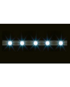 2 Lichtstrips met LED verlichting, wit Faller 180648