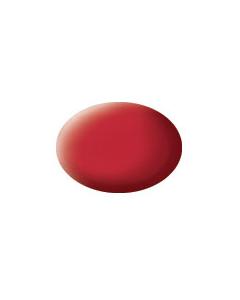 Nr.36 - Aqua Karmijnrood, mat (REV36136)