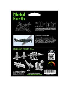 Metal Earth: Supermarine Spitfire - MMS110 (MEA570110)