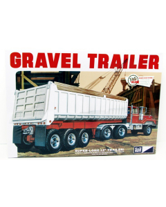 1/25 Gravel Trailer 3-Assen (MPC823)