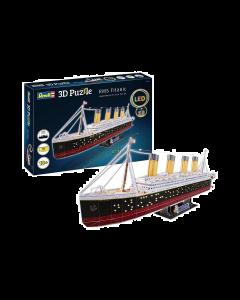 3D Puzzle RMS Titanic - LED Edition (REV00154)