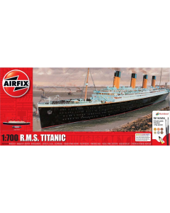 1/700 RMS Titanic Medium Gift Set Airfix 50164