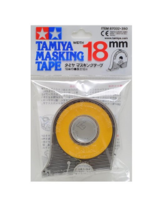 Masking Tape 18mm Tamiya 87032