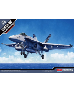 """1/72 USN F/A-18E VFA-143 """"Pukin Dogs"""" (ACA12547)"""