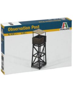 1/35 Observation Post Italeri 0418