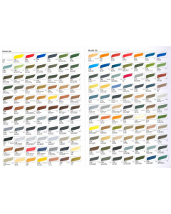 Handpainted Color Card - Color Air (VALCC971)