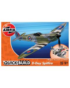 QUICKBUILD D-Day Spitfire Airfix 6045