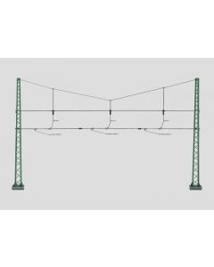 H0 Bovenleiding Dwarsverbinding voor 3 Sporen (MAR74131)