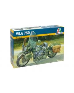 1/9 U.S. Army WW II Motorfiets (ITA7401)