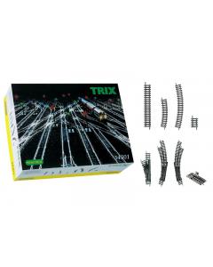 N Gleis-Ergänzungs-Set (TRI14301)