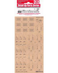 1/35 U.S. MCI Cartons (Vietnam War) Tamiya 12685