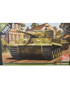 1/35 German Tiger I Mid Version  Invasion of Normandy (ACA13287)