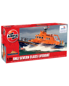 1/72 RNLI Severn Class Lifeboat Airfix 07280