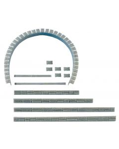 H0 Portaalsteenstrips (FAL120550)