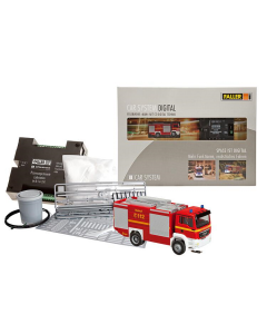 H0 Car System: Digitale Startset Brandweerauto MAN (HERPA) (FAL161301)