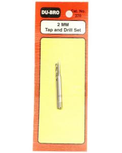 Boor en Tap 2mm - DU-BRO 370 DU-BRO 370