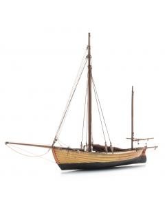 H0 Zeesenboot (bouwpakket) Artitec 50144
