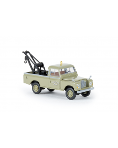 H0 Land  Rover  109  Abschleppwagen (BRE13781)