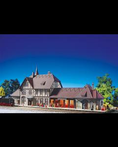 H0 Station Schwarzburg (FAL110116)