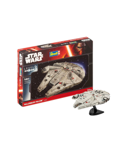 1/241 Millennium Falcon, Star Wars (REV03600)