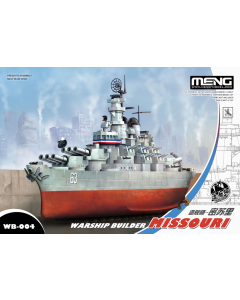 CartoonMod Warship Builder Missouri Meng 004