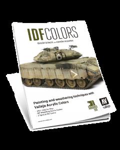 Boek: IDF Colors (VAL75017)
