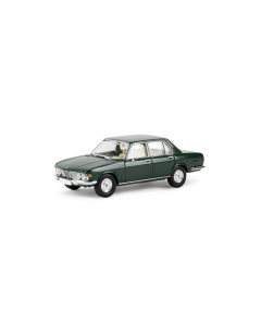 H0 BMW  2500,  mosgroen Brekina 13603