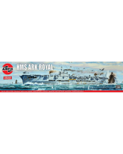 1/600 HMS Ark Royal Airfix 04208