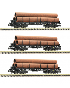 N DB Set: 3 stuks Rongenwagens (FLE826702)