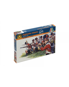 1/72 Highlander Infantry (Napoleonic Wars) (ITA6004)