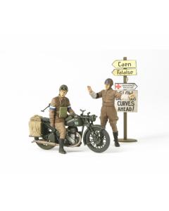 1/35 WWII British BSA M20 Motor Politie (TAM35316)