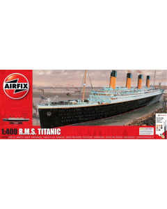 1/400 RMS Titanic Large Gift Set Airfix 50146
