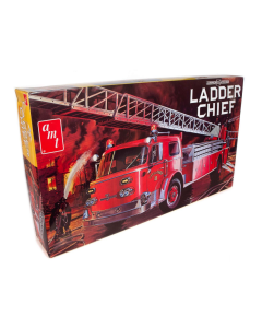"""1/25 American Fire Truck """"LaFrance Ladder Chief"""" (AMT1204)"""