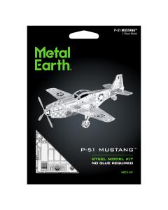 Metal Earth: Mustang P-51 - MMS003 Metal Earth 570003