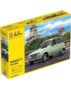 1/24 Renault 4L (HEL80759)