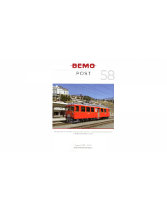 Bemo - Post nr.58 Bemo 0800058
