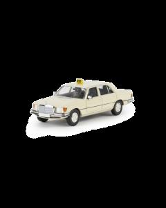 H0 MB  450  SEL  -Taxi- Brekina 13159