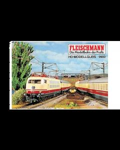 H0 Banenboek Fleischmann 9900