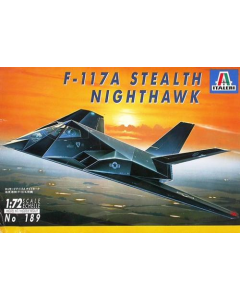 1/72 F-117A Stealth Nighthawk (ITA0189)