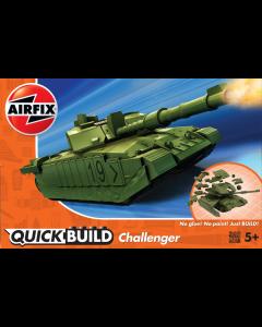 QUICKBUILD Challenger Tank Airfix 6022