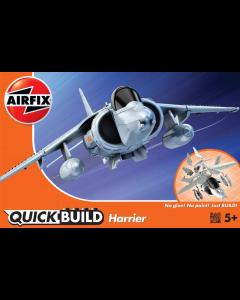 QUICKBUILD Harrier Airfix 6009