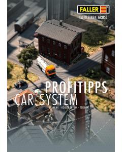 Profitips Faller Car System, Duits (FAL190847)