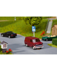 H0 Car System: Ford Transit (BREKINA) (FAL161587)